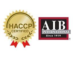 haccp aib international certificacion