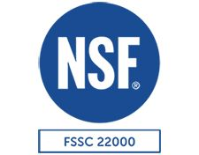 nsf fssc 22000 certificacion