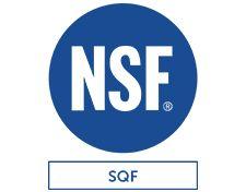 nsf sqf certificacion